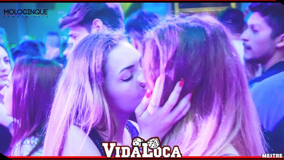 vida loca capannina R and B versilia