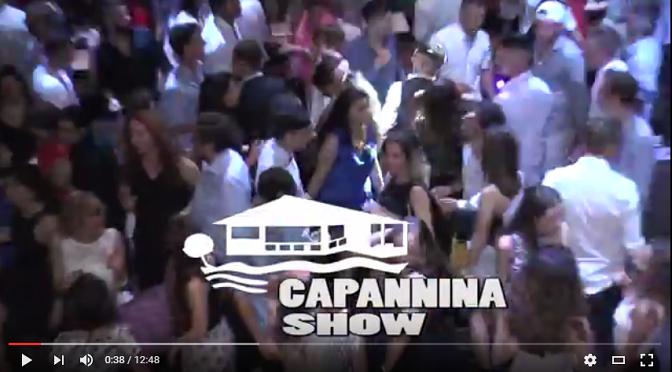 La Capannina di Franceschi show TV