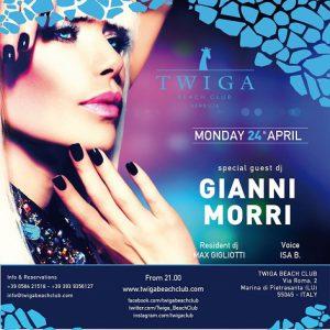 24 aprile twiga beach club