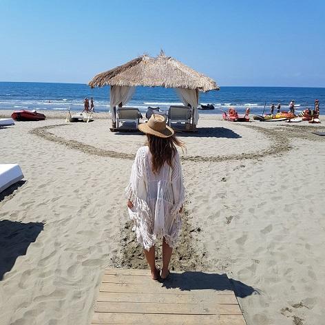 spiaggia twiga club