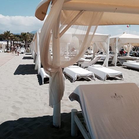 tende spiaggia twiga