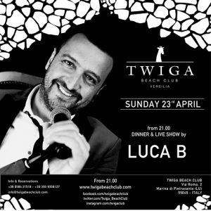 discoteca twiga beach club domenica