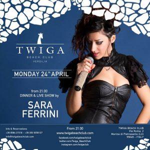 twiga beach club lunedi