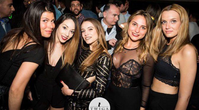 belle ragazze in versilia discoteca twiga