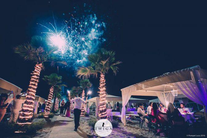 discoteca twiga beach spettacolo