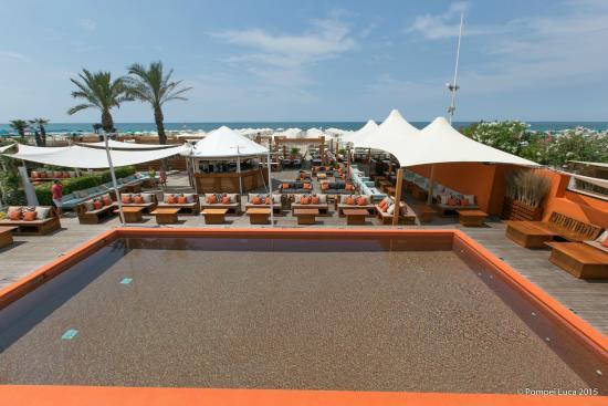 recensioni twiga beach piscina