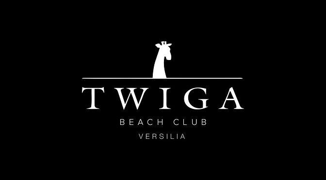 twiga beach logo