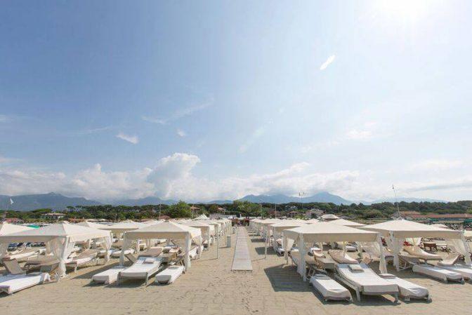 twiga beach spiaggia