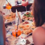 buffet privato domenica twiga beach club