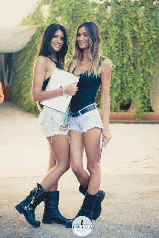 domenica twiga beach club ragazze