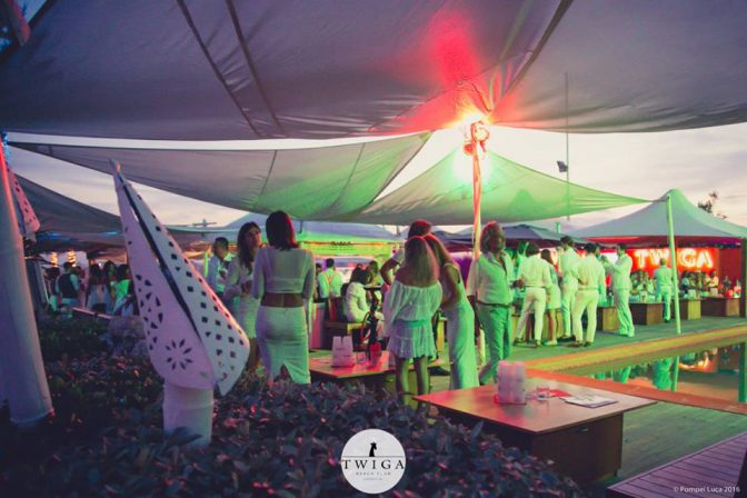 domenica twiga beach club