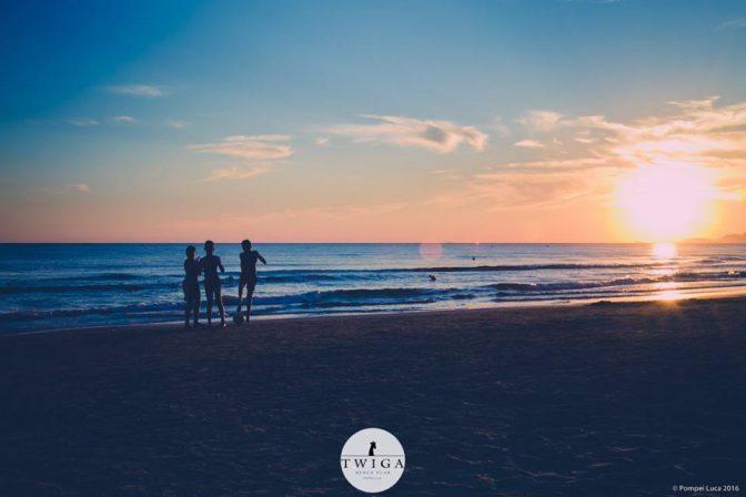 domenica twiga spiaggia
