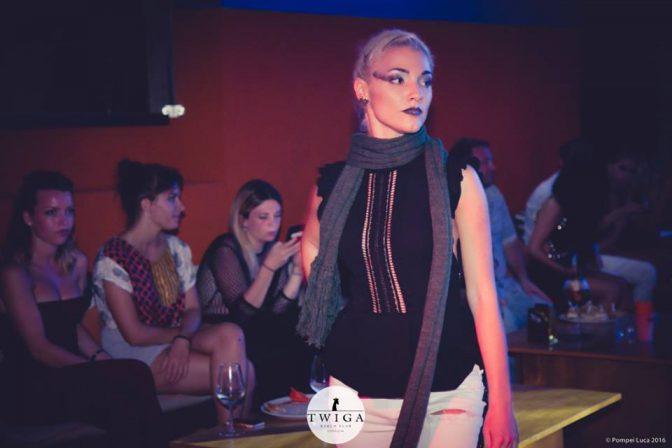 fashion show domenica twiga