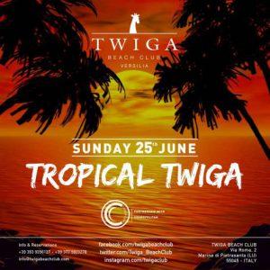 inaugurazione domenica twiga