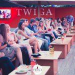 pubblico domenica twiga