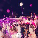 party ferragosto twiga beach