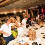 cena spettacolo discoteca twiga beach