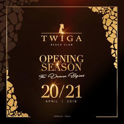 inaugurazione twiga