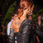 tatuaggio sexy in discoteca twiga forte dei marmi