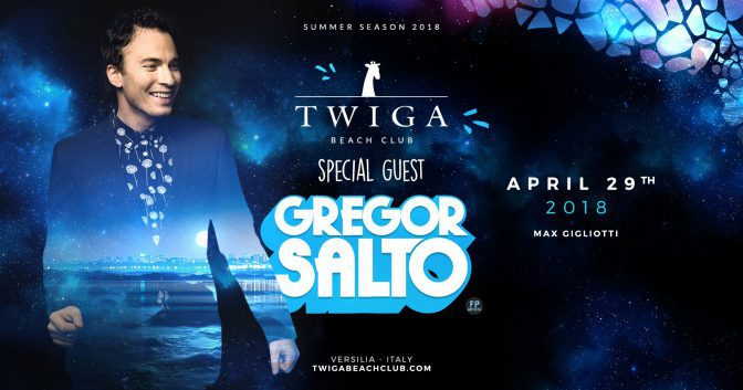 gregor salto twiga beach club