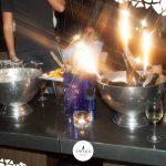 tavolo in discoteca twiga beach