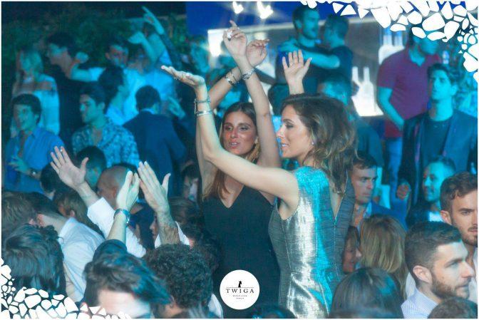 ballare al twiga discoteca