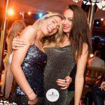 serata tra amiche in discoteca