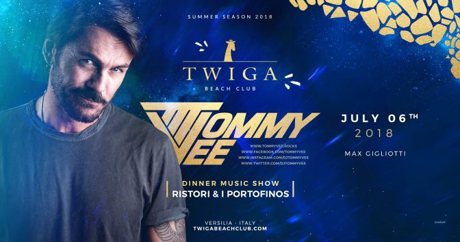 tommy vee twiga beach
