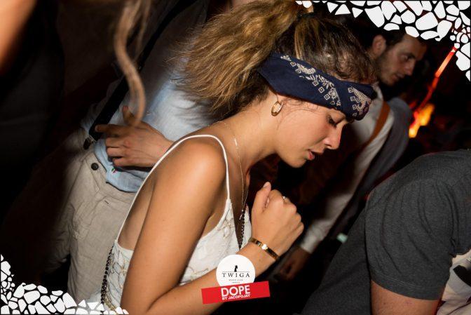 ballare hip hop foto dope night twiga