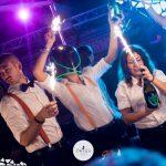 dom perignon nella discoteca più esclusiva d'italia