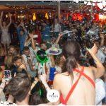 festa nella discoteca più esclusiva d'italia