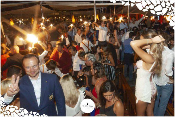 il prive della discoteca più esclusiva d'italia