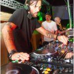 tommy vee dj set nella discoteca più esclusiva d'italia