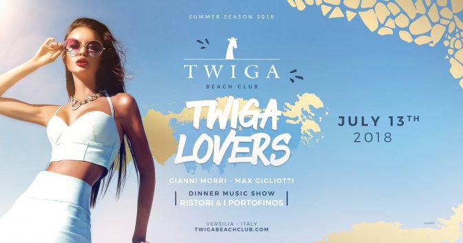 twiga beach venerdì