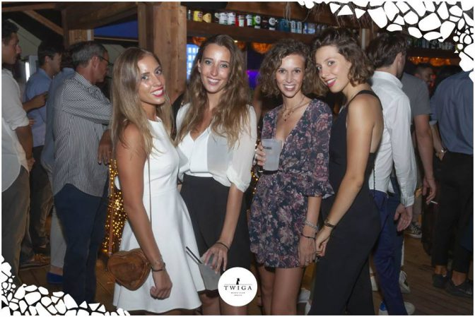 amiche foto twiga beach club