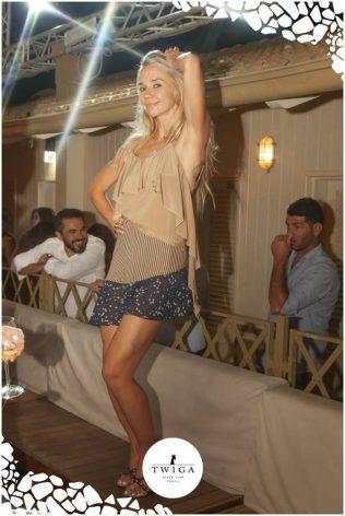 ballare nella discoteca più esclusiva d'italia