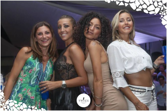 discoteche estate 2018 foto twiga beach club