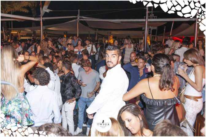 prive foto discoteca twiga beach club
