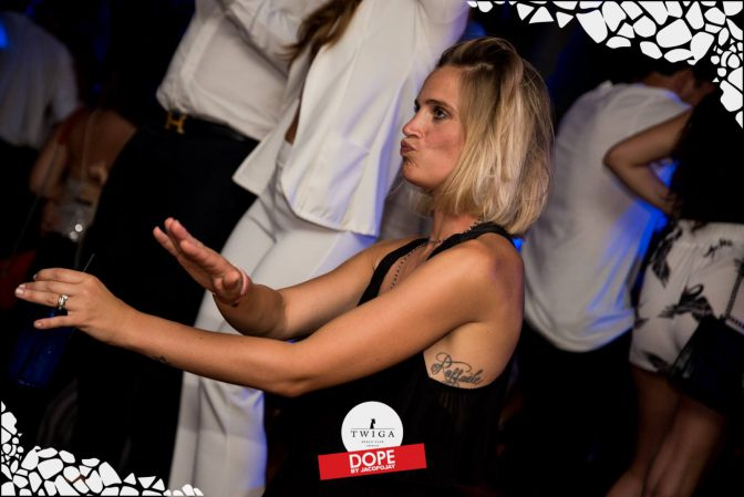 reggaeton alla discoteca twiga