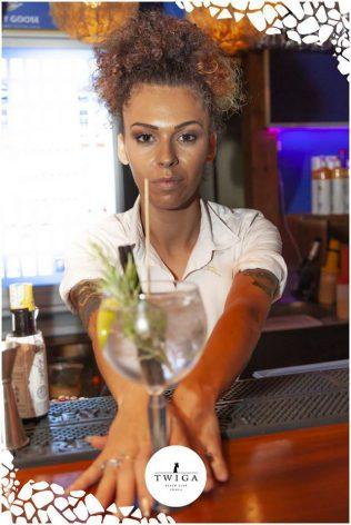barista più bella della versilia