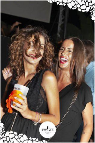 divertimento nella discoteca Twiga Forte dei Marmi