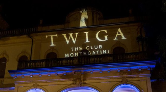 twiga montecatini the club
