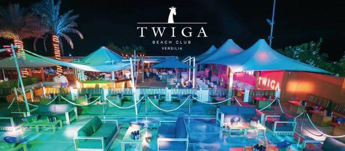 inaugurazione twiga beach