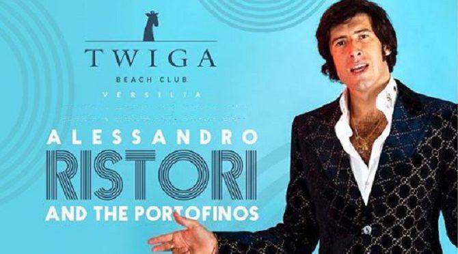 ristori & the portofinos twiga