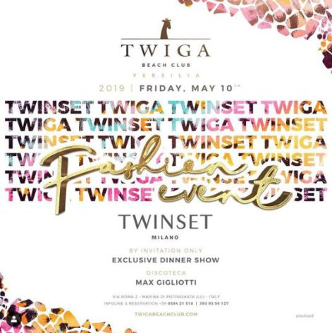 twinset twiga beach club